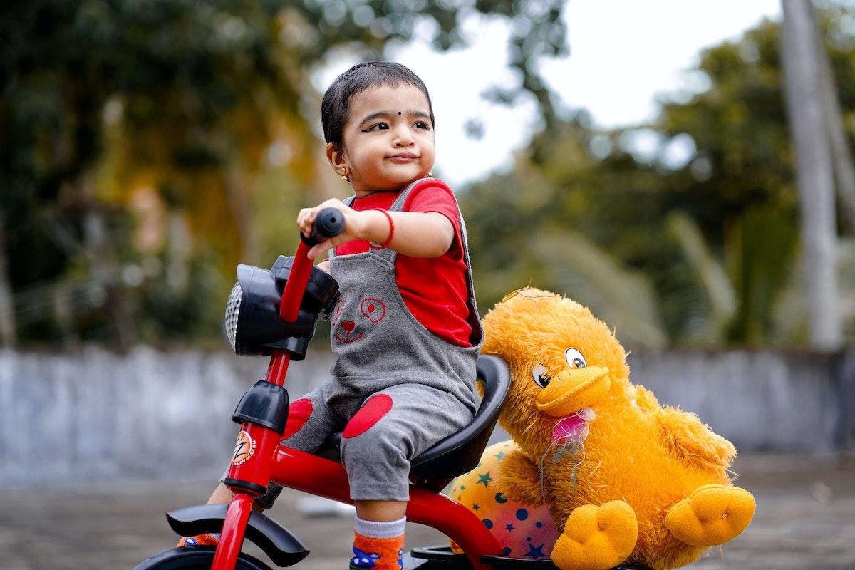 tricycle bébé comment choisir