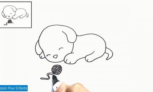 Comment dessiner un chien en 5 étapes ?