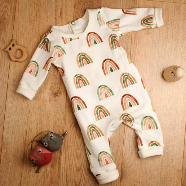 Pyjama bébé mixte   - ouverture dos - 39,00€